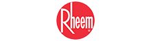 Installation, service and repair of Rheem heating and cooling equipment